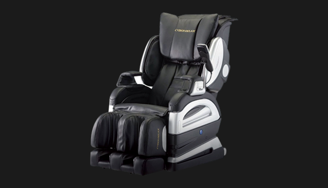 2005 [CYBER-RELAX massage chair AS-810]