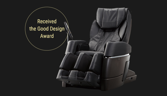 2013 Luxurious rest The first 60th anniversary model [CYBER-RELAX massage chair AS-960]