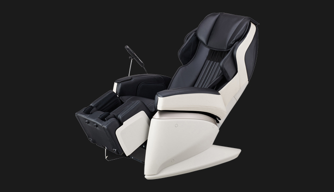 2015 Combination of tradition and evolution, the flagship of next generation. [CYBER-RELAX massage chair AS-1000]