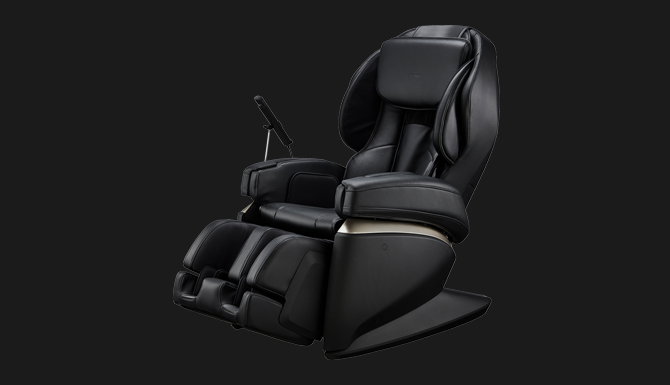 2019 Total union of Fujiiryoki's wisdom, AI massage begins [CYBER-RELAX massage chair AS-2000]